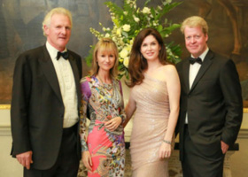 Charity dinner at Althorp raises £6,000 for The Naseby Battlefield Project