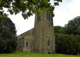 Naseby Church