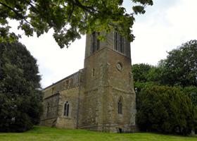 Naseby Church